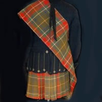 Muirrhead Kilt Exhibit